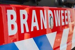 Auto in opslagbox in Den Helder volledig uitgebrand