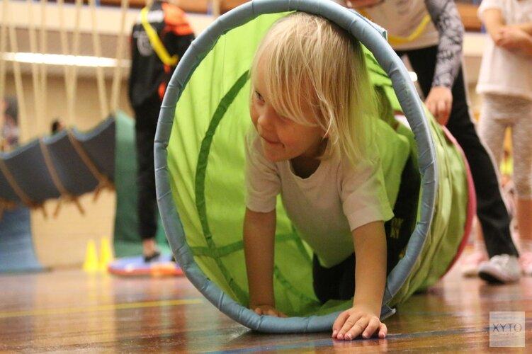 Beweeginstuif voor jonge kinderen (0-4 jaar)