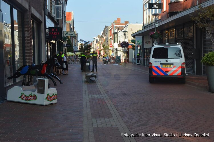 Twee verdachten aangehouden voor steekpartij centrum Den Helder