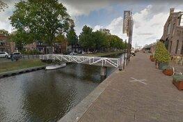 Drie verdachten melden zich na openzetten loopbrug in Den Helder