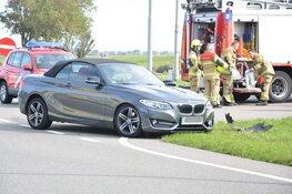 Auto te water bij ongeval Julianadorp