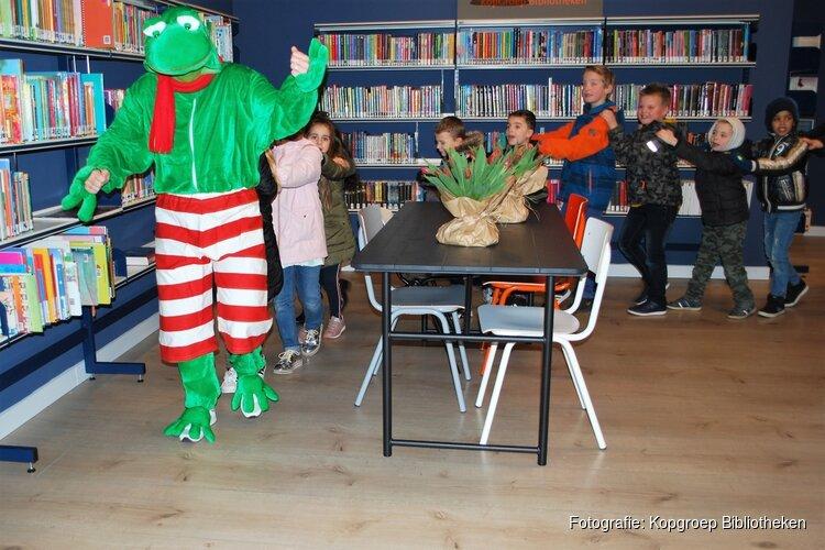 Vanaf 1 oktober worden de openingstijden van de bibliotheek in de Schooten uitgebreid