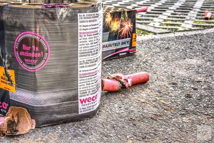 """Woede na ontploffing zwaar vuurwerk in Den Helder: """"Was echt heel harde knal"""""""