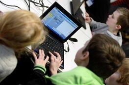 Zaterdag 12 oktober leren kinderen programmeren
