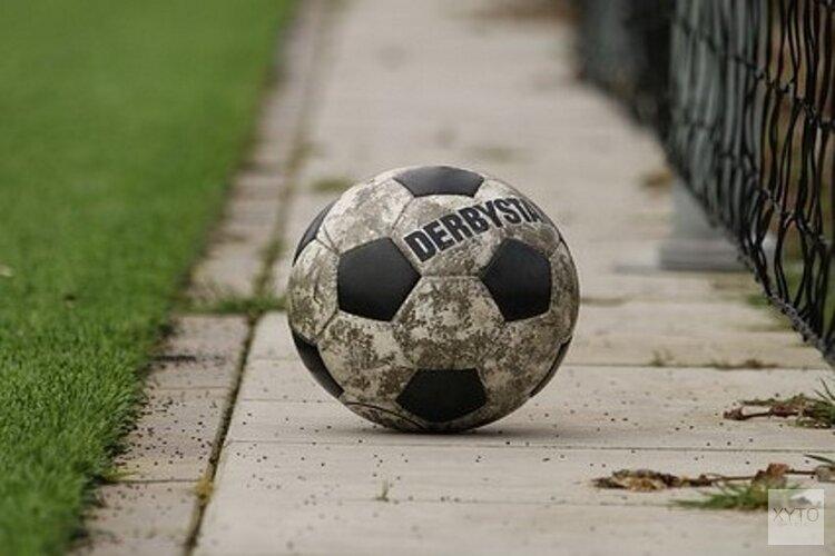 Vitesse '22 gaat beter met storm om dan FC Den Helder