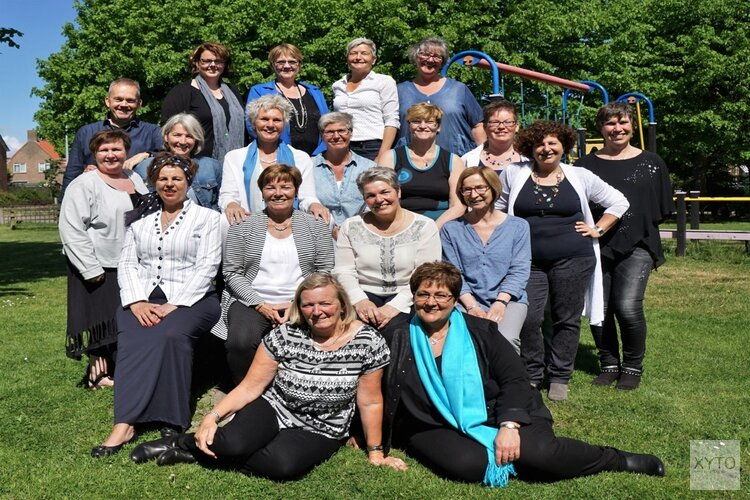 Zanggroep Eigenwijz zondag 27 oktober in Schuur van Kees