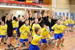 Helders Trefbaltoernooi (zevende editie) in Sporthal Sportlaan