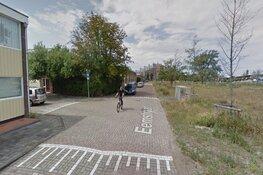 Automobilist smeert 'm na aanrijding met fietser in Den Helder