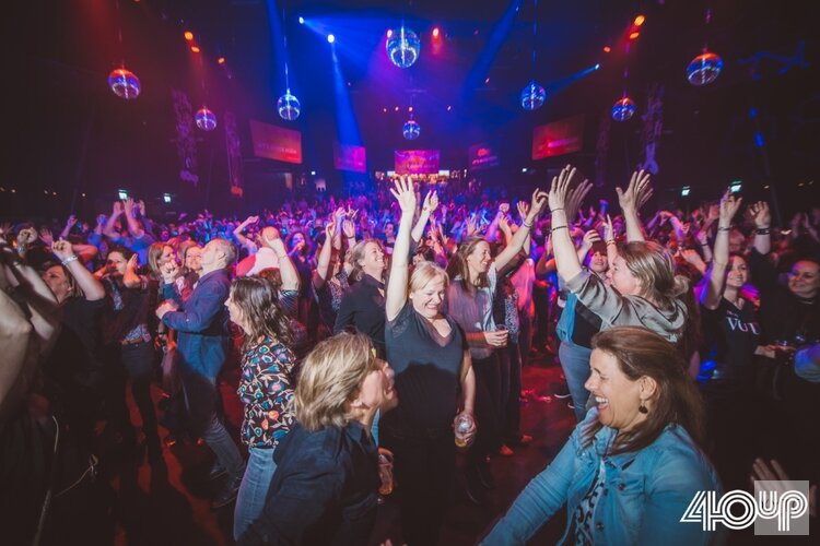 40UP viert het najaar in Hotel Den Helder in Den Helder