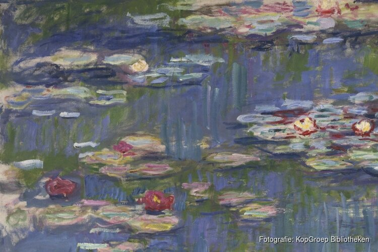 Kunstlezing over Claude Monet