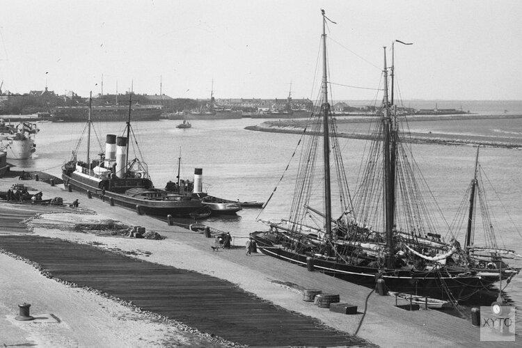 De oude Helderse haven