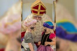 Sinterklaas bezoekt bibliotheken