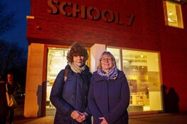 Orange the World ook in Den Helder; School 7 in oranje gehuld