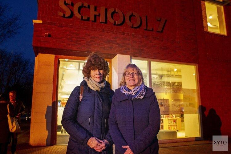 Orange the World ook in Den Helder; School 7 in oranje gehuld