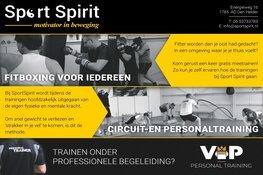 SportSpirit Motivator in Beweging
