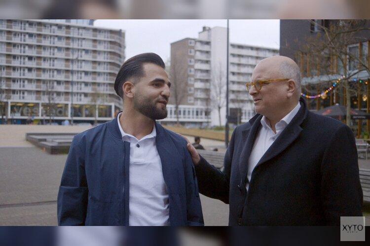 Voorpremière nieuwe film Felix Rottenberg