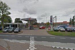 Gaslek bij tankstation Den Helder gedicht: treinverkeer hervat
