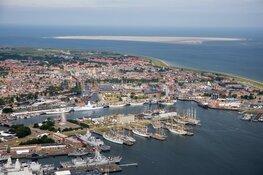 Den Helder hijst de zeilen voor Sail 2023