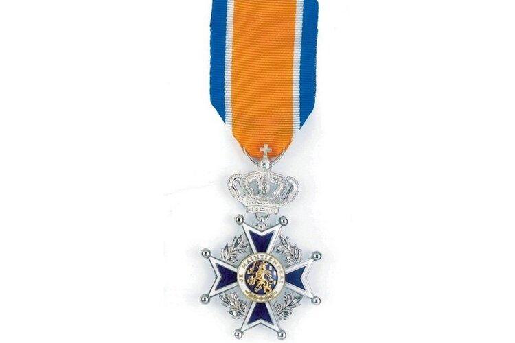 Koninklijke onderscheiding voor Maarten Noot