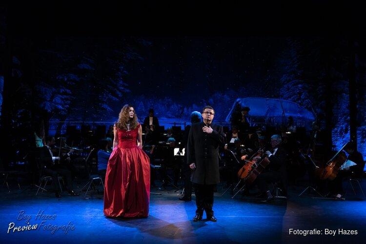 De Nationale Operette presenteert  'WINTER IN WIEN' met Arnold Bezuyen