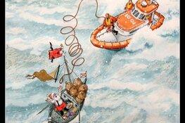 Reddingmuseum leert kinderen navigeren met speciale kerstspeurtocht