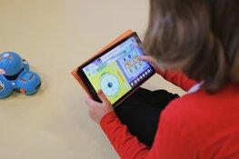 Leren programmeren in Spoorbuurtschool