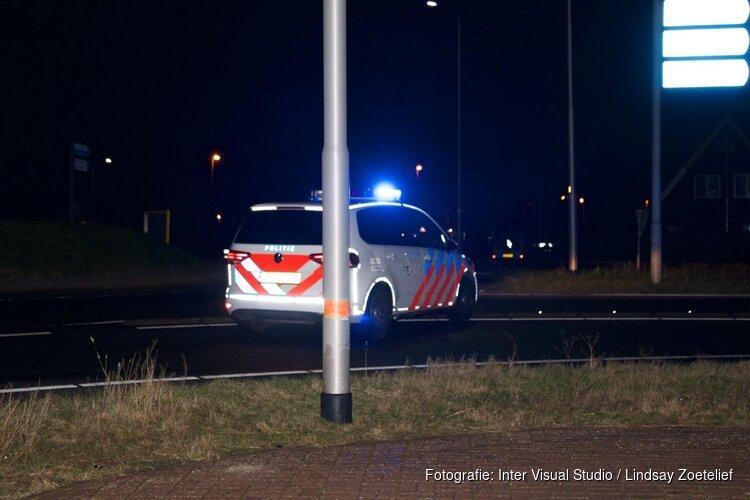 N99 enige tijd afgesloten na ongeval