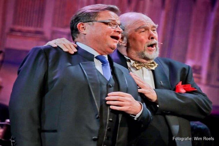 Bruisend nieuwjaarsconcert met voormalig plaatsgenoot Arnold Bezuyen