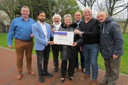 Rabobank steunt Stichting Herdenkingsstenen Den Helder