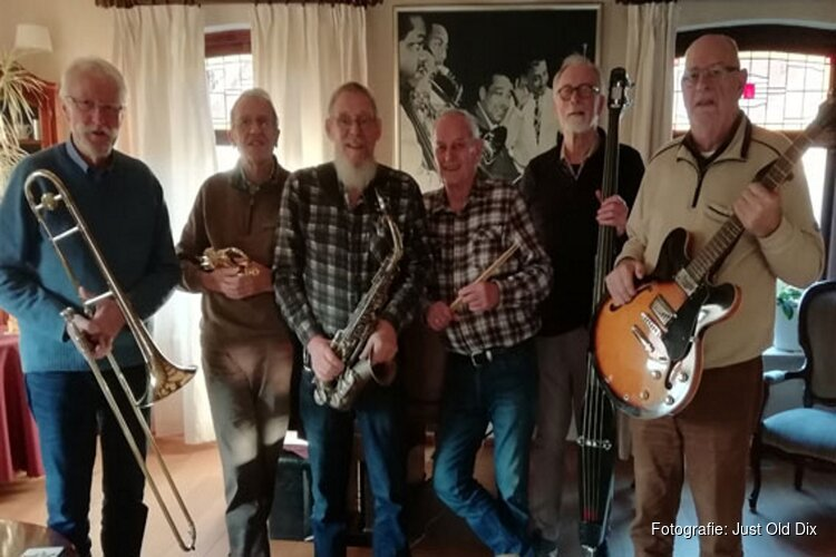Just Old Dix speelt in De Keesschuur