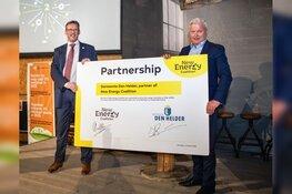 Gemeente Den Helder sluit aan bij New Energy Coalition