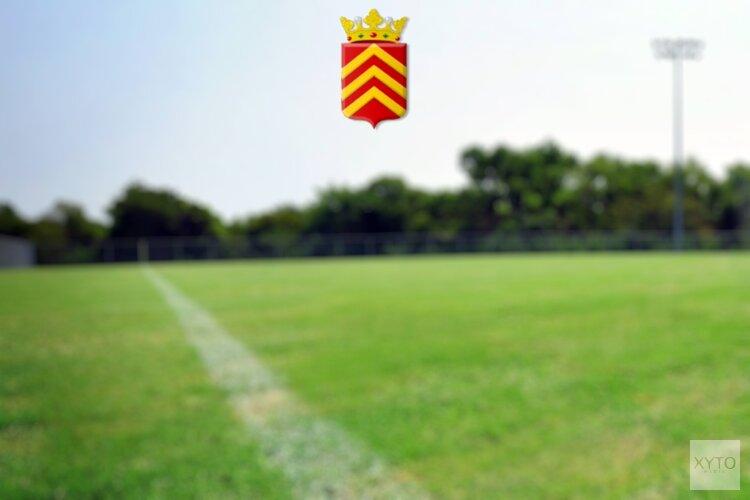 FC Den Helder en ZAP geven elkaar niets toe na rode kaarten