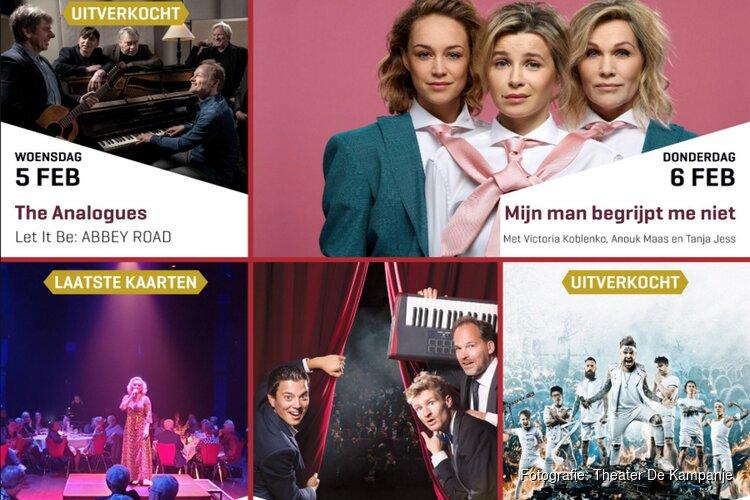 Programma Theater De Kampanje van februari 2020