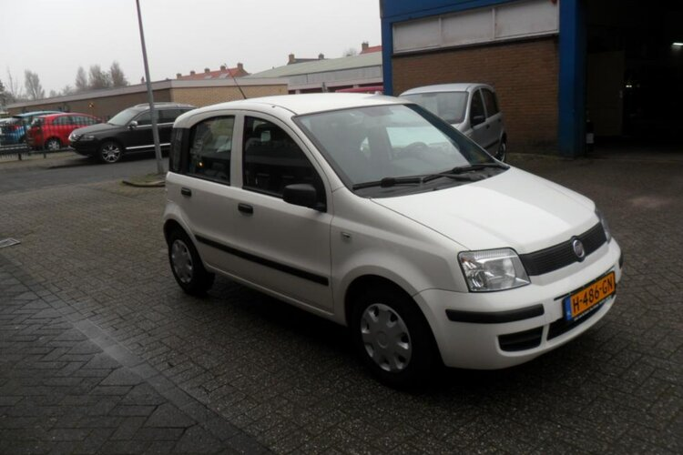 Witte Fiat Panda 1.1 Active
