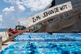 Openbaar Ministerie wil 5 jaar cel voor drugssmokkel op marineschip