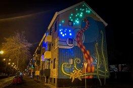 Opgefleurde flats aan Waddenzeestraat voorgedragen voor nationale renovatieprijs
