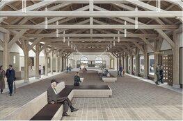 Architecten presenteren schetsontwerp stadhuis Den Helder