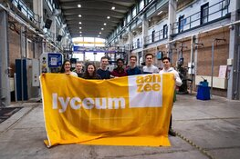 Leerlingen Lyceum aan Zee bereiden zich voor op Young Solar Challenge