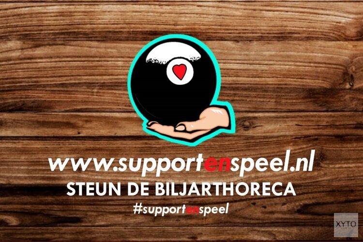 Biljarthoreca Steunfonds: Hulp in barre tijden voor lokaliteiten, zalen, cafés