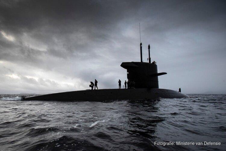 Door coronavirus besmette bemanning onderzeeboot doneert bloed aan ziekenhuis