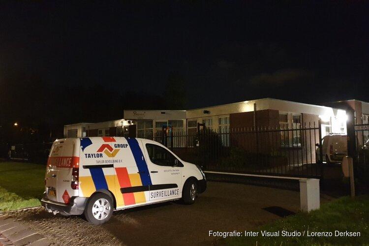 Inbrekers aangehouden in Den Helder na waarschuwingsschoten