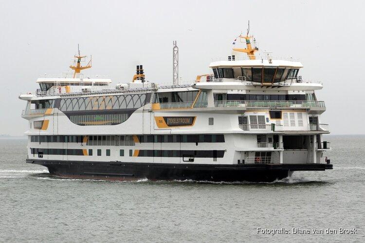 Veerboot Texel-Den Helder gaat vanaf vrijdag weer volgens dienstregeling varen
