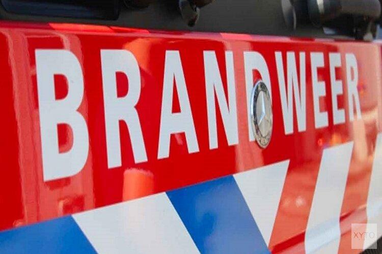 Wederom autobrand in Schepenbuurt