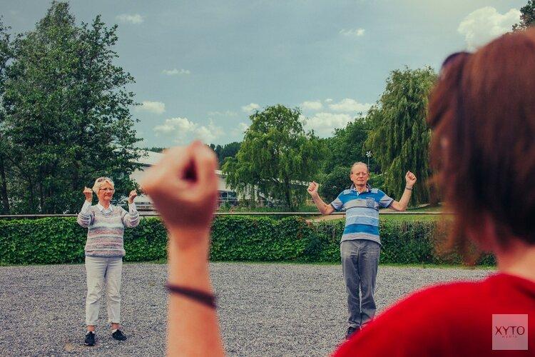 Team Sportservice verzorgt buitensport voor Vrienden Vrijwaard