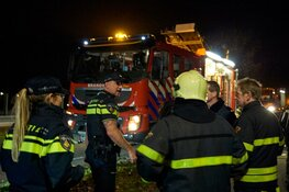Quad in Den Helder in brand