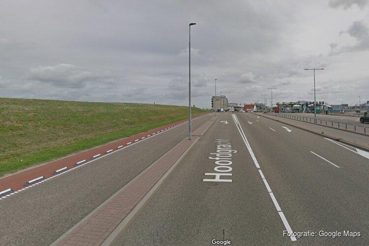 N250 in Den Helder wordt slimme weg
