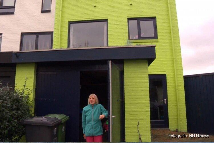 Bewoonster groene huis vangt weer bot: ook Raad van State wil dat ze het oververft
