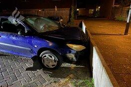 Dronken automobilist laat spoor van vernieling in Den Helder achter: minimaal tien auto's geramd