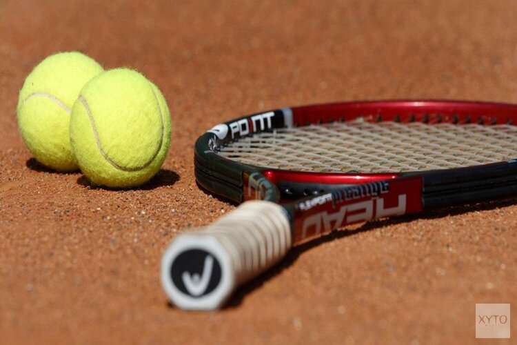 Tennissen op de mooiste locatie in Den Helder!