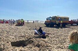 Man die kinderen uit zee wilde redden, aangespoeld op strand